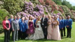 June 2012 Wedding Reception Group3