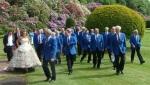 June 2012 Wedding Reception Group4