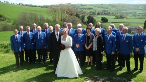 Pilleth wedding