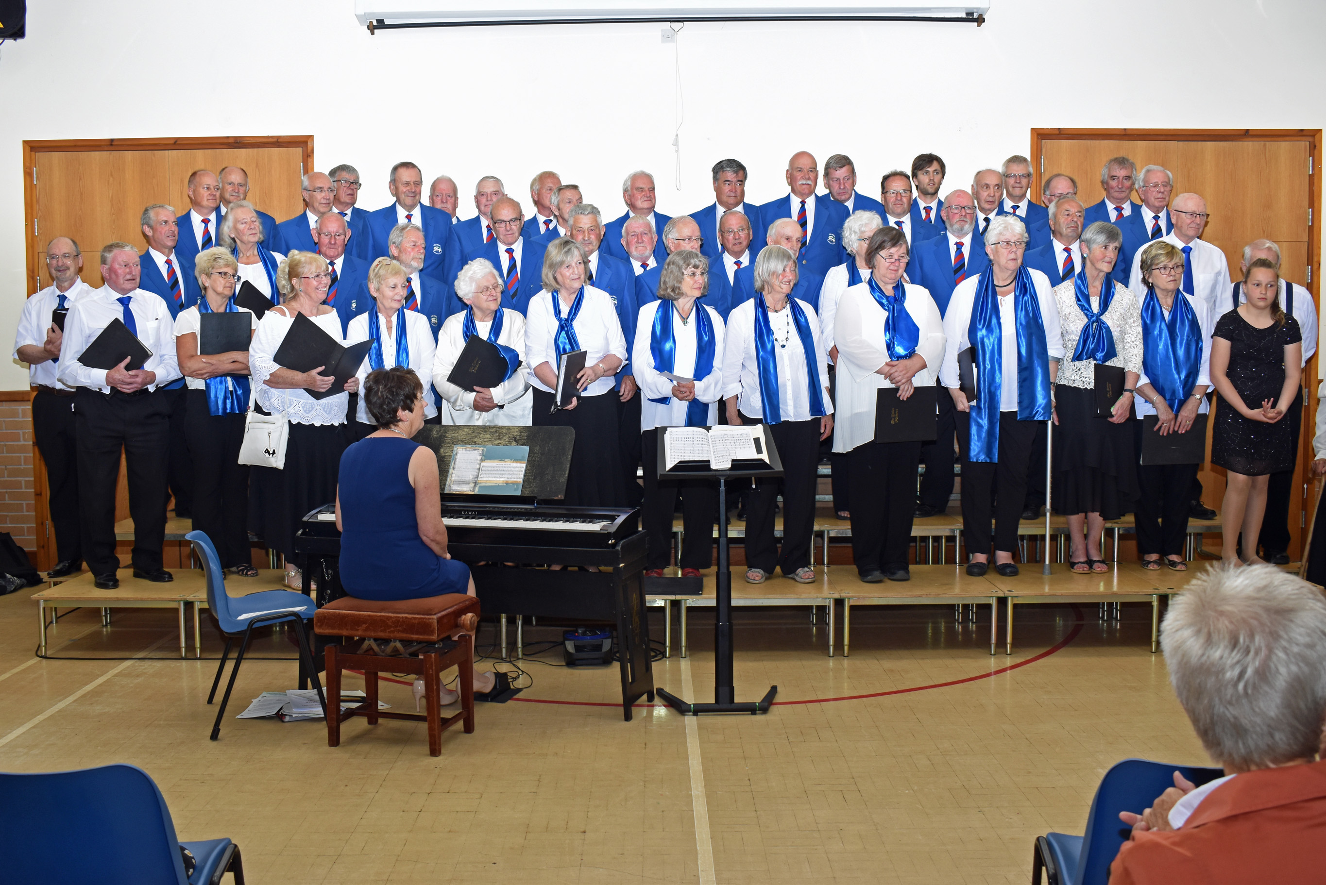 News | Builth Male Voice Choir - Côr Meibion Llanfair-ym-Muallt